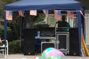 Photo #12: DJ/Karaoke/Stage Lighting/PA Sound