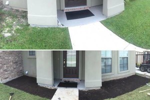 Photo #2: LAWN SERVICES/LANDSCAPING. GOOD PRICES!