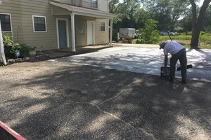 Photo #5: Gulf Coast - Asphalt, Paving and Grading