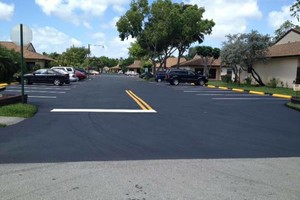 Photo #3: Gulf Coast - Asphalt, Paving and Grading