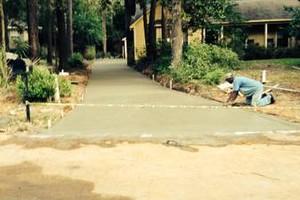 Photo #5: A & A Concrete Service