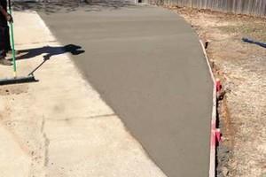 Photo #4: A & A Concrete Service