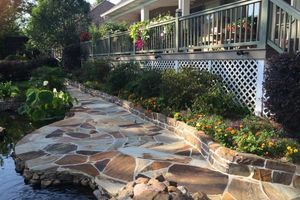 Photo #12: STONE PATIOS & MORE by Flagstone guy