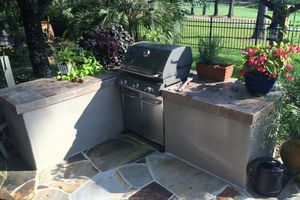 Photo #10: STONE PATIOS & MORE by Flagstone guy