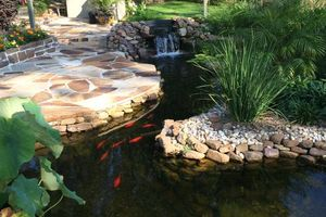 Photo #9: STONE PATIOS & MORE by Flagstone guy
