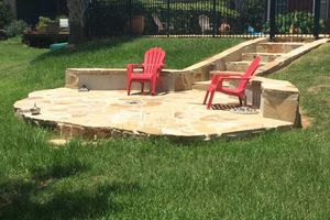 Photo #8: STONE PATIOS & MORE by Flagstone guy