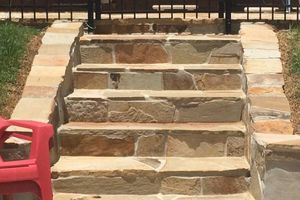 Photo #7: STONE PATIOS & MORE by Flagstone guy