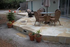 Photo #4: STONE PATIOS & MORE by Flagstone guy