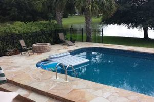 Photo #2: STONE PATIOS & MORE by Flagstone guy
