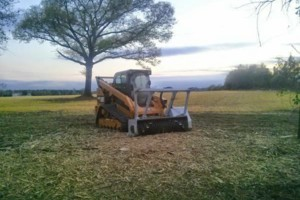 Photo #2: DLC forestry solutions. Land Clearing, Lot Clearing, Tree Removal...