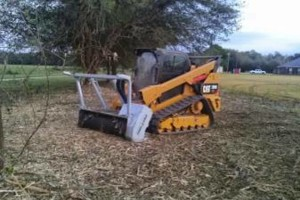 Photo #1: DLC forestry solutions. Land Clearing, Lot Clearing, Tree Removal...
