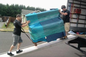 Photo #2: Moving Genius Pro Movers. $45.00/hr -  TWO MAN