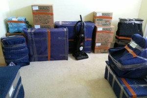 Photo #1: Moving Genius Pro Movers. $45.00/hr -  TWO MAN