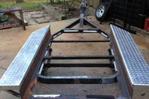 Photo #4: Welding, farm equiptment or Trailer Repairs