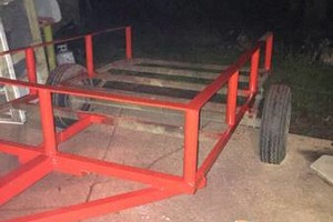 Photo #2: Welding, farm equiptment or Trailer Repairs