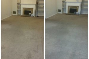 Photo #1: Carpet Cleaning 3 Rooms + Hallway $75. Maxraiders General Cleanin