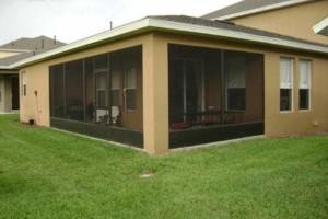 Photo #1: Beachside Sunroom /Screened in porch / patio enclosure