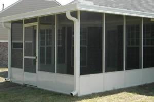 Photo #4: Beachside Sunroom /Screened in porch / patio enclosure