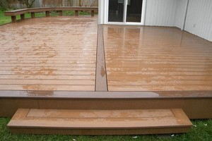 Photo #3: Want a new deck? Need yours fixed?