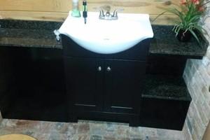 Photo #1: Bathroom Remodeling - R.V. TILE