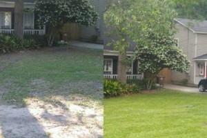 Photo #9: Hughes 360 Landscaping and Property Maintanence