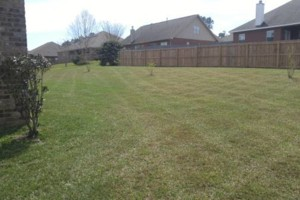 Photo #2: Hughes 360 Landscaping and Property Maintanence