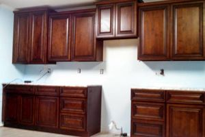 Photo #1: WoodCrafter Cabinetry - kitchen/bath cabinetry and Granite Countertops