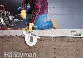 Photo #1: $119 Unglog drains/ sewage plumbing