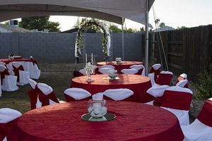 Photo #1: Wedding and Reception Package for your backyard venue