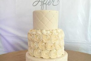 Photo #1: Wedding CAKES, Party CAKES & MORE!