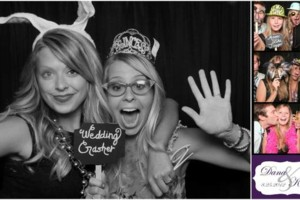 Photo #1: Classic and Green Screen Photo Booth! Great for Favors! $125!