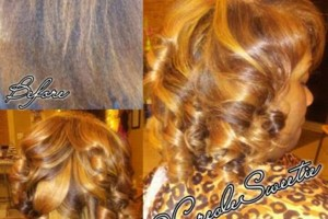 Photo #1: HealthyHair LotusHairSpa. SEW IN &QUICK WEAVE SPECIALS