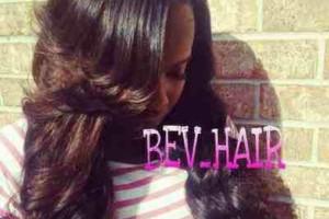 Photo #1: BEV-HAIR. Discounted SEW INS!