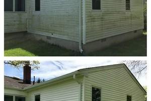 Photo #1: $90 Prestige services. Power washing, Cleaning\Handyman