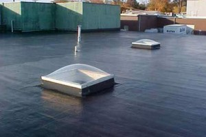Photo #4: Flattop Roofing/silver coating - emergency repairs