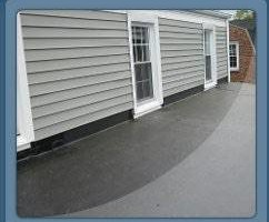 Photo #2: Flattop Roofing/silver coating - emergency repairs