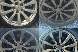 Photo #21: Get your rims dipped today!
