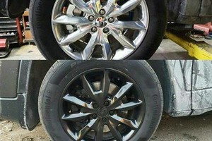 Photo #5: Get your rims dipped today!