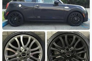 Photo #3: Get your rims dipped today!