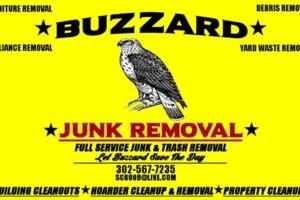 Photo #1: Buzzard Full-Service Junk & Trash Removal