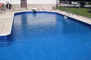 Photo #1: POOL LINER SPECIALIST