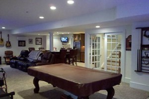 Photo #1: DC Contracting,llc. BATHROOMS, KITCHENS AND BASEMENTS
