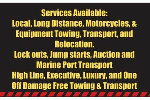 Photo #5: Auto Towing and Transport