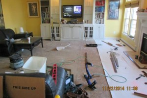 Photo #24: Handy Man Service (Flooring)