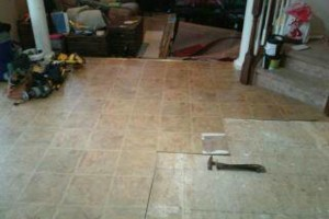 Photo #9: Handy Man Service (Flooring)
