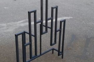 Photo #13: Stiltz iron. Custom bike racks and anything metal