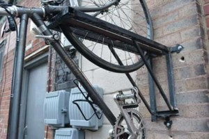 Photo #2: Stiltz iron. Custom bike racks and anything metal