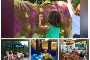 Photo #1: Birthday Parties on a Horse Farm