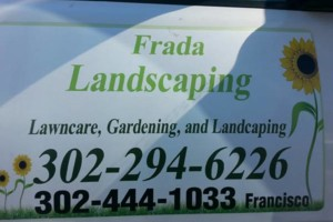 Photo #6: FRADA Landscaping & Hardscaping services