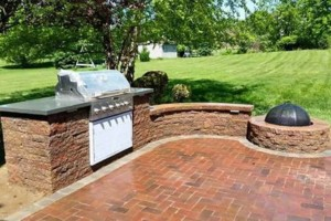 Photo #4: FRADA Landscaping & Hardscaping services